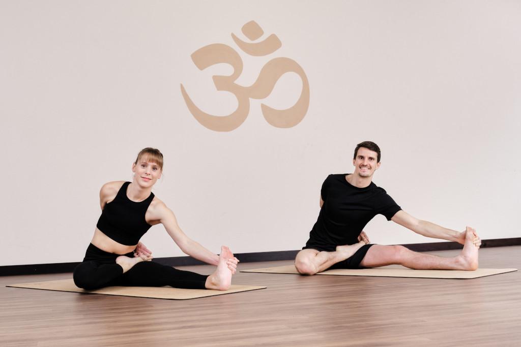Yoga in Balingen Sonja & Marius